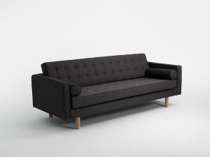 Sofa 3 Os. Topic Wood